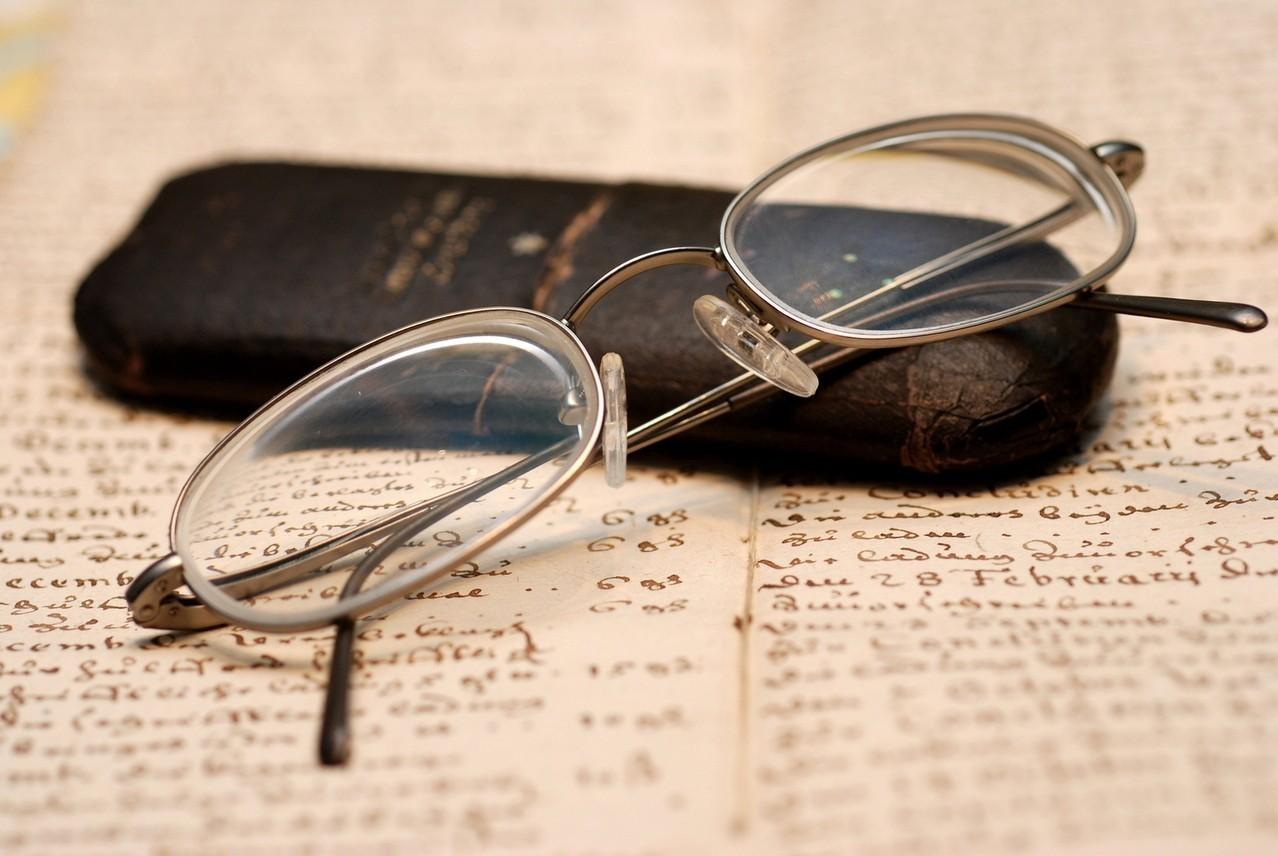 Dzieci a okulary