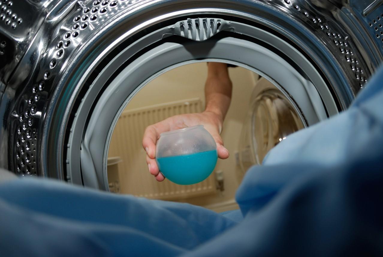 Na szczęście są na świecie detergenty